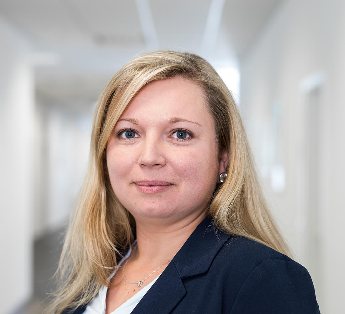 Bettina Böhm, Projektmanagerin