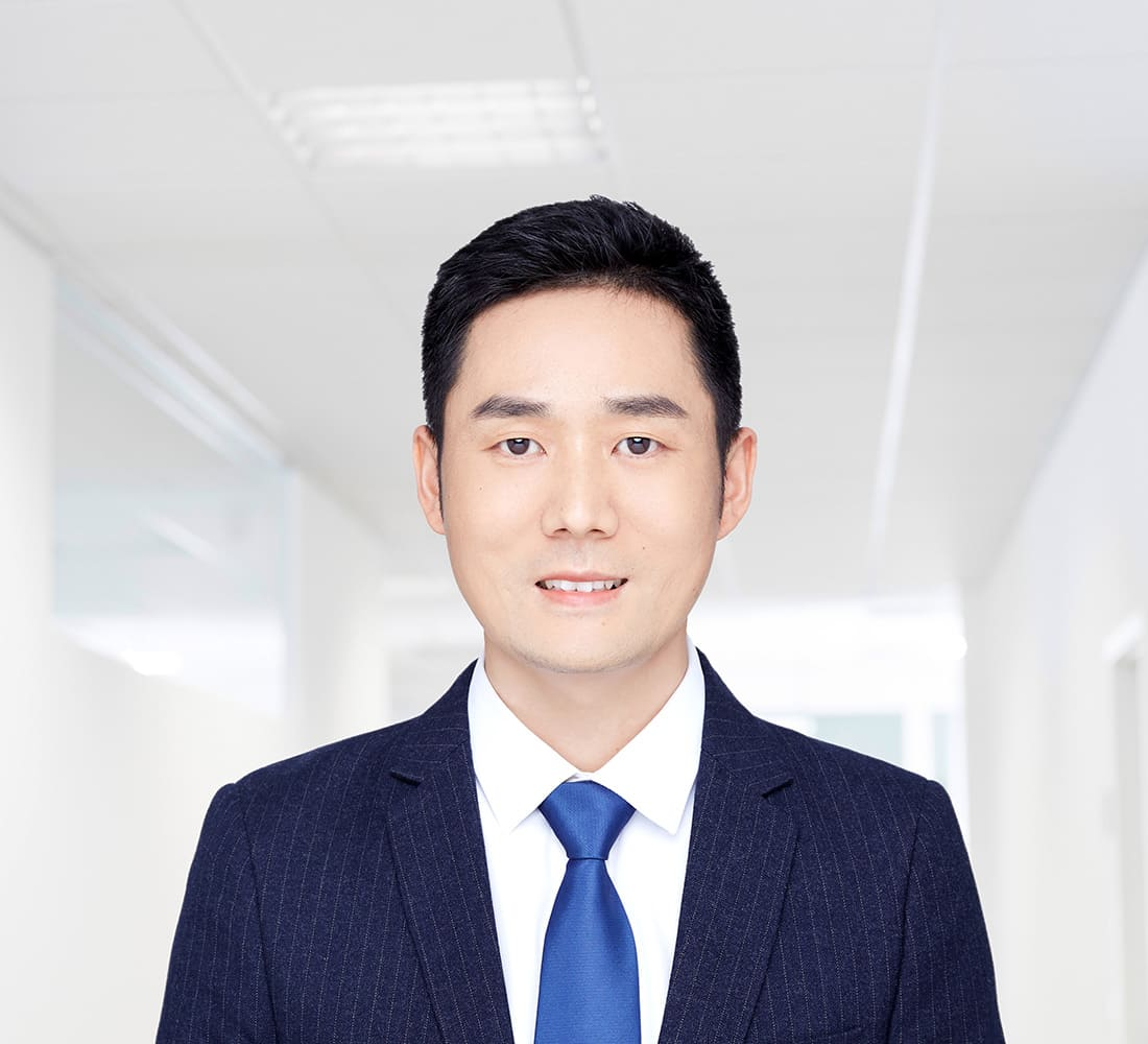 Allen Li, Projektmanager China