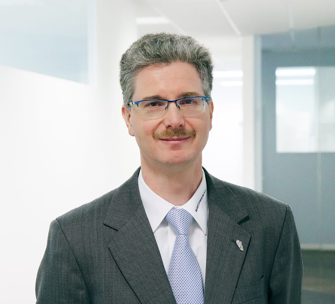 Hartmut Herrmann, Global Key Account Manager