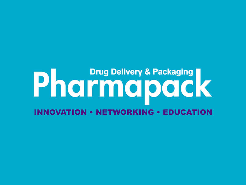 Logo Pharmapack Paris